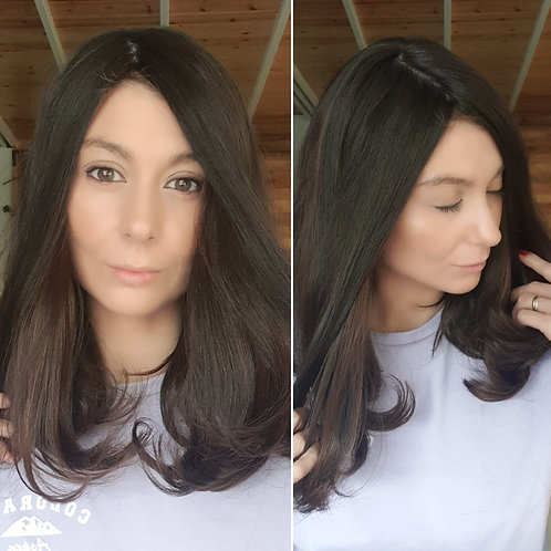 BLACK FRIDAY SALE! Hot Chocolate- Full Wig Size M