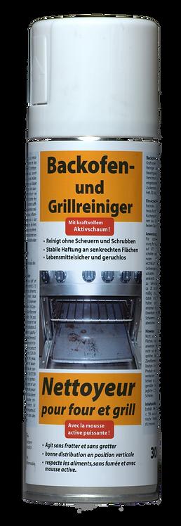 Backofen- und Grillreiniger