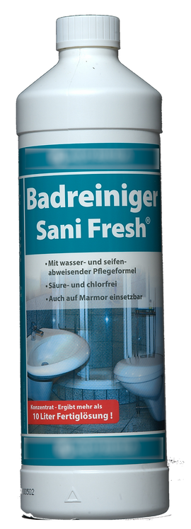 Badreiniger – Sani Fresh