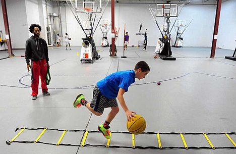 Ball Handling Programs