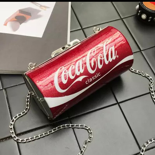 Beverage Can Purse (Red)