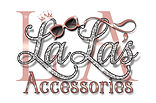 LaLa's_Accessories_logo_on_white_backgro