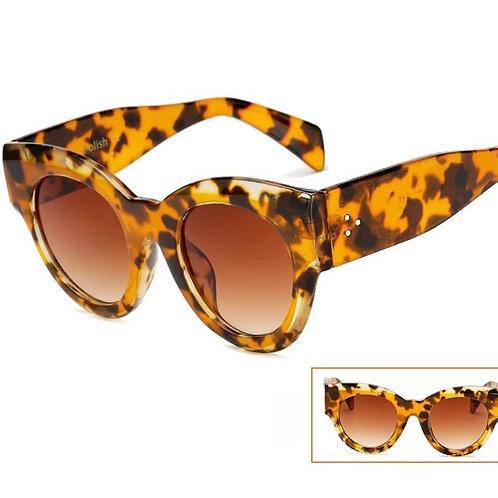 Feisty Leopard