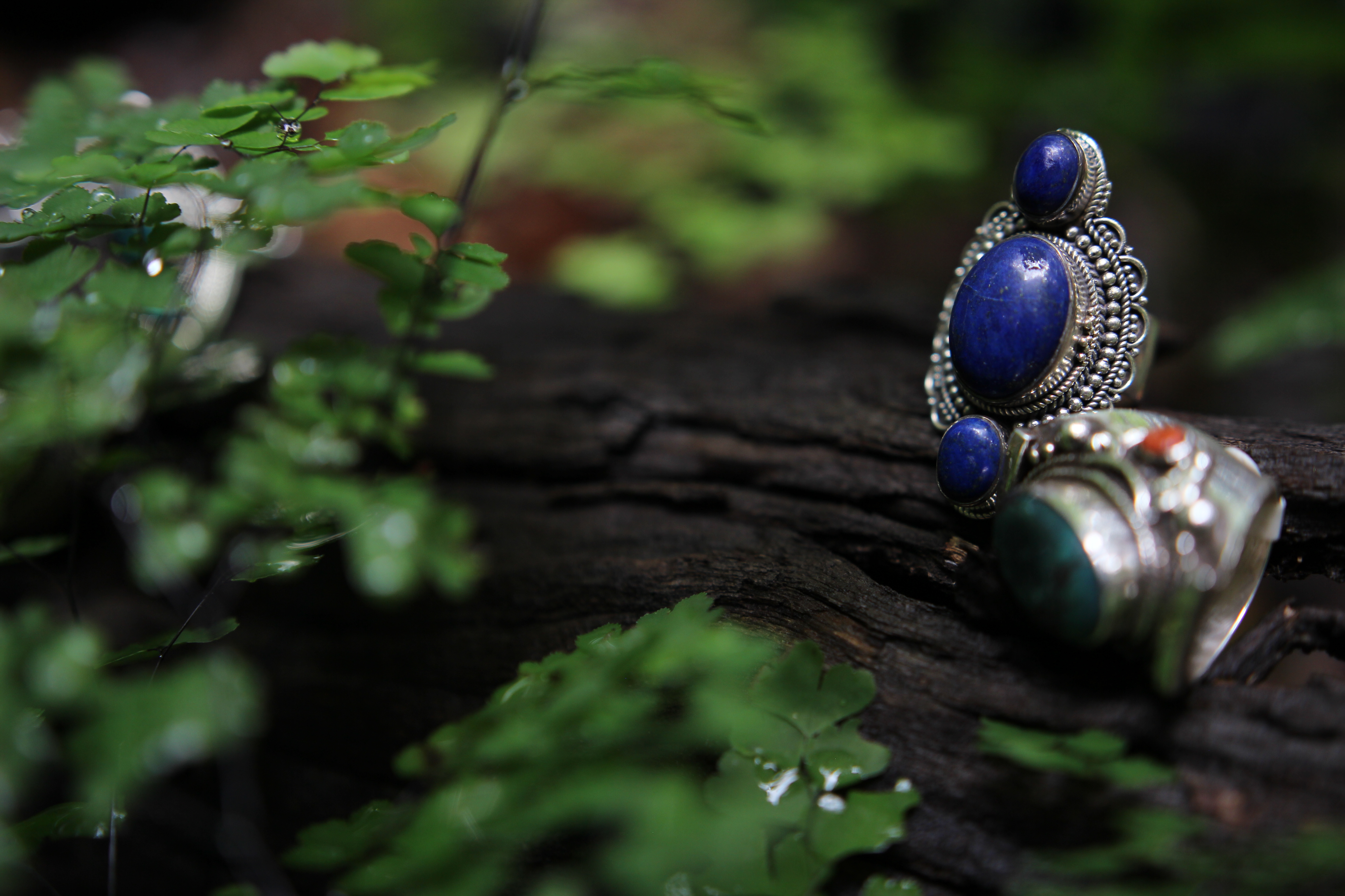 Lapis Lazuli - Mallow & Thyme