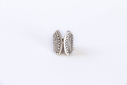 Aztec Wrap Ring