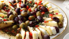 Olive and Cheese Appetizer