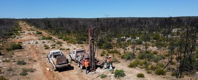 210318_Gibraltar AC Drilling Commenced_D