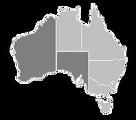 Australia Map_Oar Locations