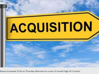 Latin Resources shares surge on news of halloysite project acquisition