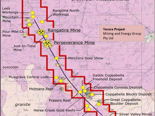 Latin Resources signs Binding Agreement to enter into Yarara Gold Project, NSW
