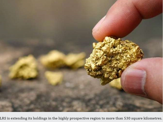 Latin Resources extending gold holding in heart of prolific Lachlan Fold Belt
