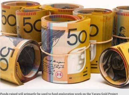 Latin Resources raises $652,000 to advance Yarara Gold Project in prolific Lachlan Fold Belt