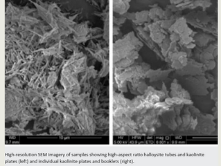 LRS on Cloud Nine with maiden 207 million tonnes kaolin-halloysite resource at Noombenberry