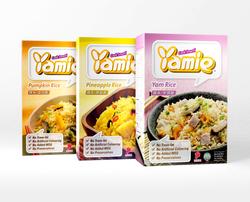 Yamie RTC Rice Packaging