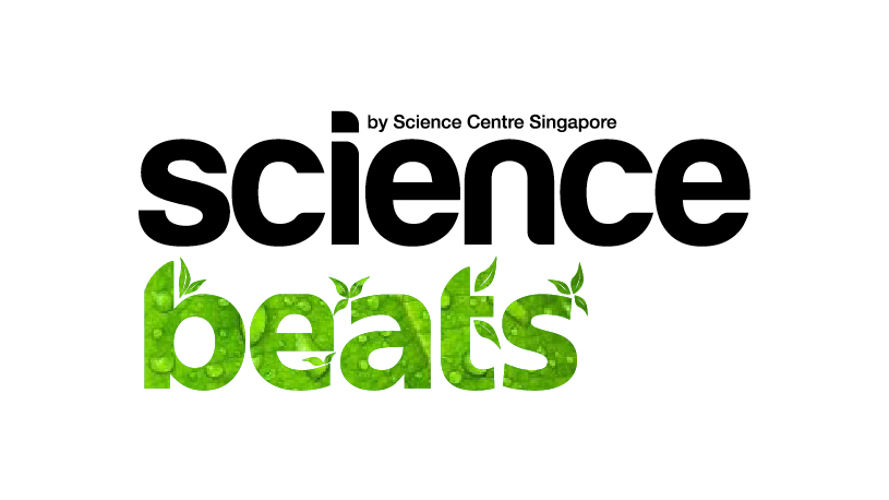 Science Beats, Singapore Science Centre, Singapore Science Centre Science Beats, Singapore Science Centre Newsletter, Science Beats Maskhead