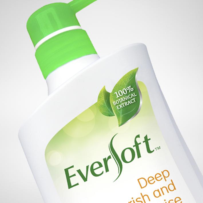 Eversoft Shower Foam