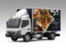 Lim Traders Truck, Truck Design, Vehicle Design, Vehicle Branding, Poultry Photography, Food Photography