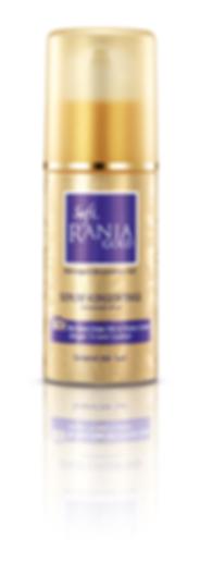 Safi Rania Gold, Halal Skincare, Gold, Halal Packaging, Safi Rania Gold Serum, Serum