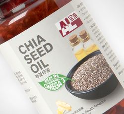 All Link Chia Seed Oil