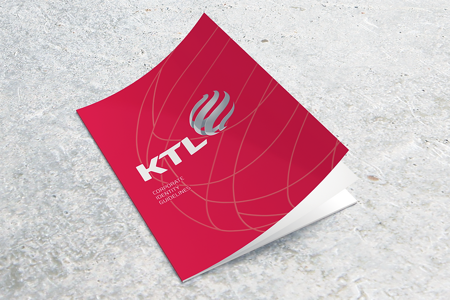 KTL, KimTeck Leong, Corporate Identity Guide