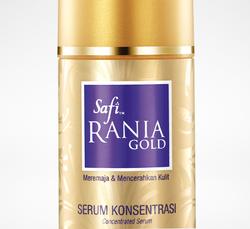 Safi Rania Gold Packaging