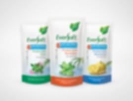 Eversoft, Eversoft Anti Bacterial, Eversoft Anti Bacterial Shower Foam Pouch