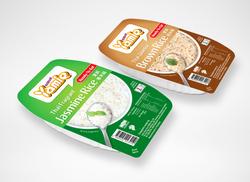 Yamie RTE Rice Packaging