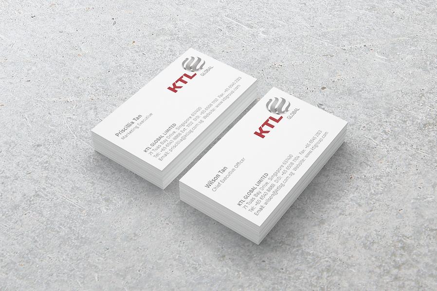 KTL, KimTeck Leong, KTL Namecard