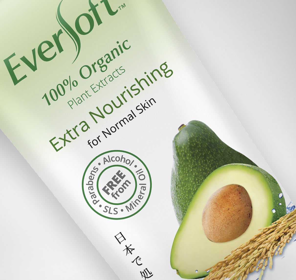 Eversoft Facial Cleanser