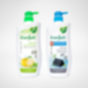 Eversoft, Eversoft Yuzu, Eversoft Bamboo Charcoal, Eversoft Shower Foam, Yuzu, Mint, Pouch,Label, Packaging
