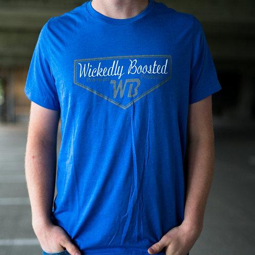 Classic Logo T-Shirt Royal Blue