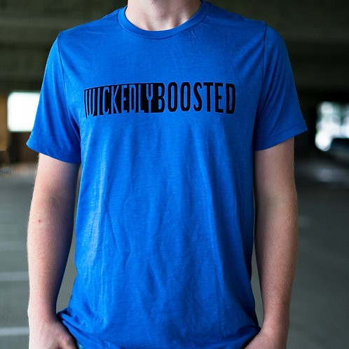 Wickedly Boosted Merged T-Shirt