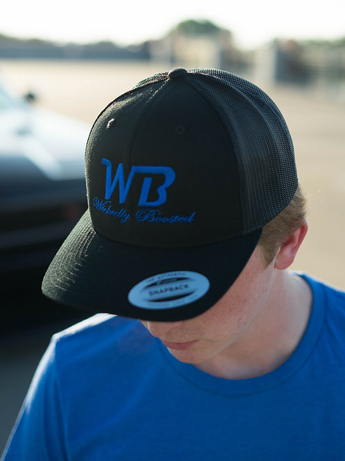 Wickedly Boosted WB SnapBack