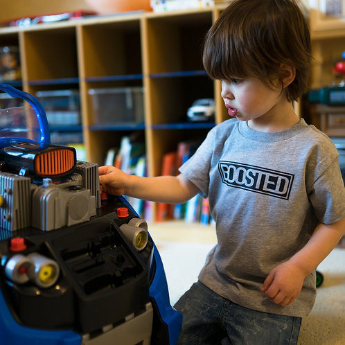 BOOSTED Toddler Tee