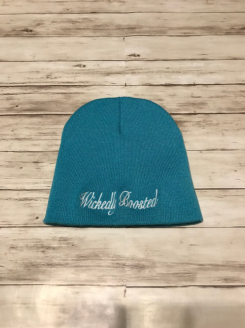 Knit Beanie Wickedly Boosted