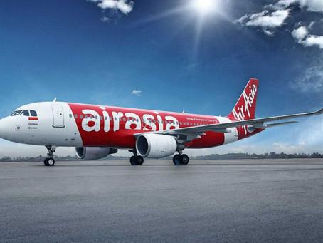 AirAsia Tawar Promosi Tambang Rendah Sempena Aidilfitri & Pesta Menuai.