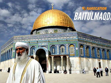 Menelusuri Sejarah Mencari Ibrah di Baitulmaqdis