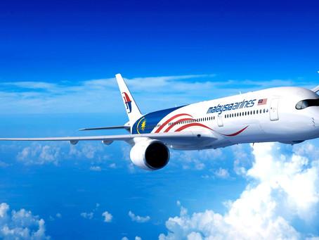 Malaysian Airline Tawar Diskaun untuk Kelas Perniagaan!