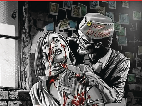 """INTERVIEW: Creating the """"Horror Comics"""" universe with Bradley Golden"""