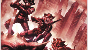 Big Time Collectible Exclusive: RADICALLY REARRANGED RONIN RAGDOLLS ONE SHOT