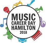 Music Career Day Hamilton logo