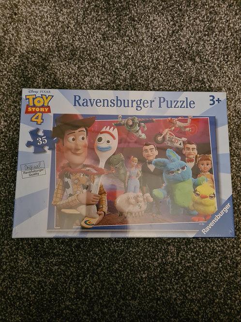 New - toy story jigsaw