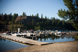 Many boating opportunties