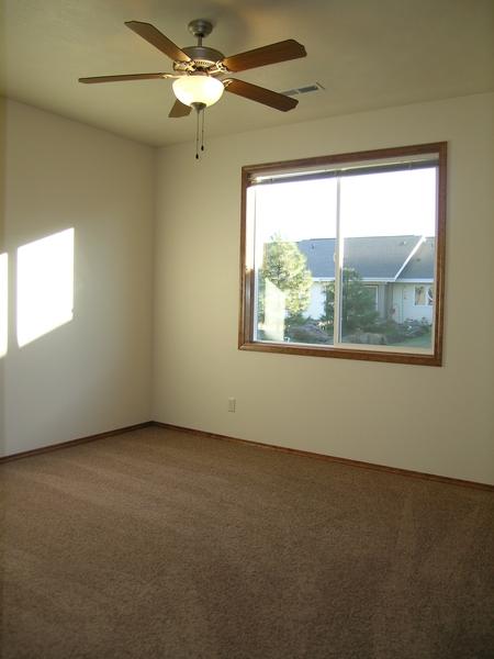 Bedroom in Pine Ridge Triplex
