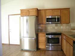 Kitchen in Pine Ridge Triplex