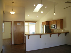 Living Room in Pine Ridge Triplex