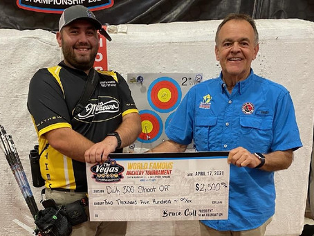 Steve Marsh Bags the Cash on Day 1 Championship 300 Shoot Off