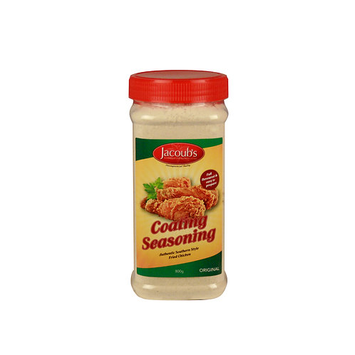 Coating Seasoning