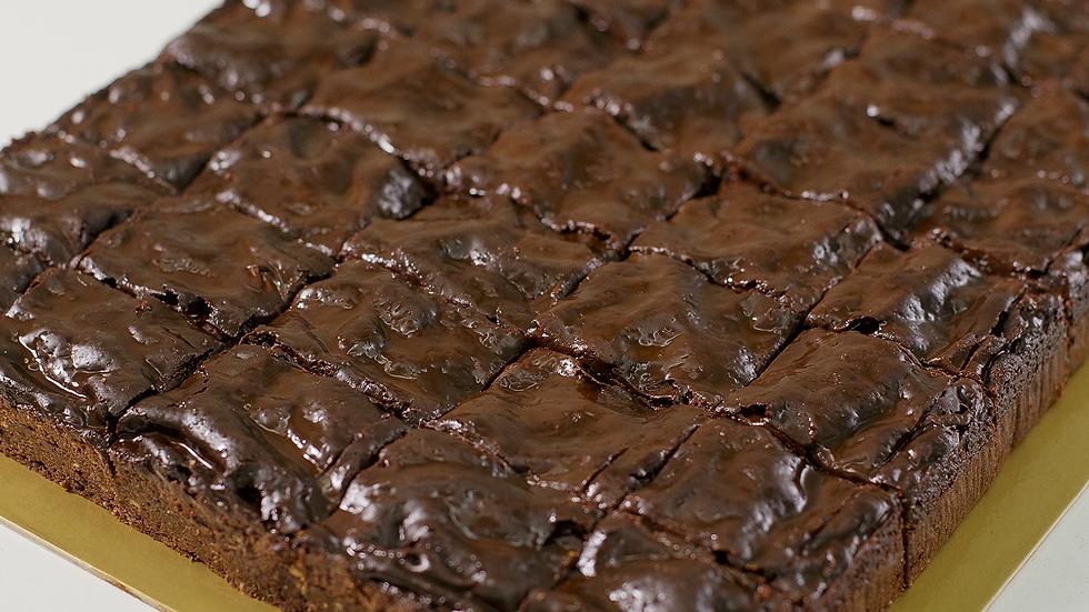 Tabuleiro de brownie