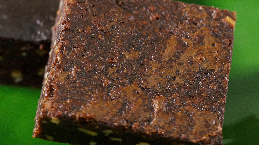 Brownie fit tradicional